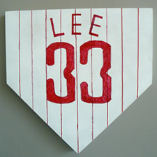 CLIFF LEE JERSEY